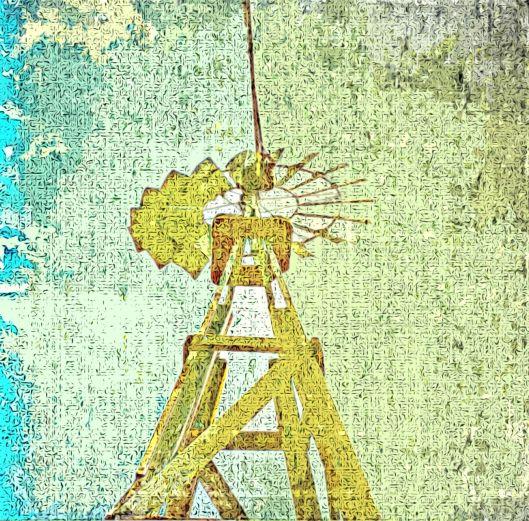 SueAnn's Windmill