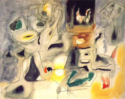 Arshile Gorky, the Father of Abstract Expressionism